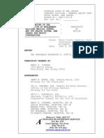 Imo Muhlenberg Transcript