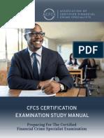 Acfcs Study Manual