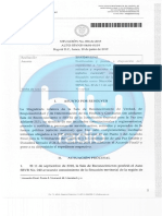 Procuraduría abrió pliego de cargos contra exalcalde de Funza