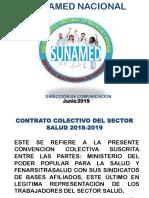 Sunamed Contrato Colectivo Jun19-1