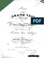 Kuhlau - Grand Trio
