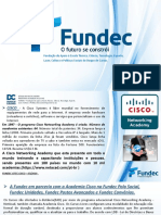 Apresentação Cisco - 07-2019