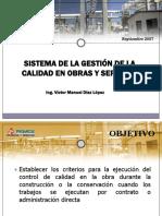 2.2 Importancia Del Cont. Calidad en Ejec. de Proy.
