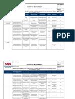 Matriz Objetivos e Indicadores Sg-sst v1