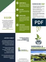 Brochure DWP Ingeniería & Sostenibilidad
