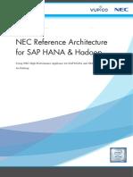Whitepaper NEC SAPHANA Hadoop