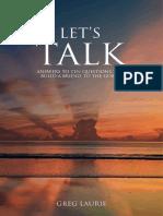 Let's Talk - Harvest