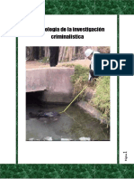 174262617 Metodologia de La Investigacion Criminalistica