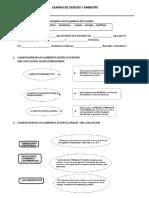 Examen de Ciencias y Ambient1