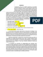 CINEMÁTICA (resumen)
