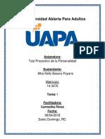 Tarea 1 Tecnicas Proyectivas Alba n.