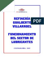 Refinería Gualberto Villarroel