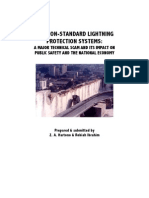 Lightning Protection Scam Report to Govt and Others_June2003