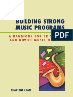 Building Strong Music Programs_ a Handbook for Preservice and Novice Music Teachers ( PDFDrive.com )