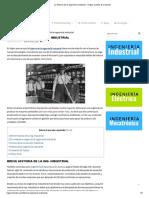 La Historia de La Ingeniería Industrial - Origen, Padres & Evolución