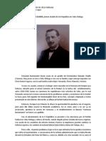 FERNANDO BUSTAMANTE DURÁN, primer alcalde republicano
