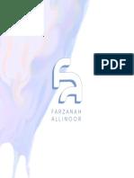 Farzanah Allinoor Portfolio