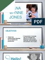 biografia de diana wynne jones