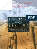 GEISLER, Norman. RHODES, Ron (2004 ) Respuesta a Las Sectas. Patmos