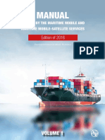 Manual for Use by the Maritime Mobile and Maritime Mobile-Satellite Services 2016 Vol-1