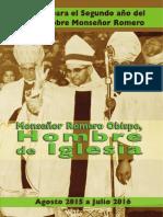 Romero Hombre de Iglesia T1
