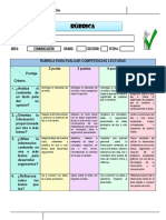 Instrumentos de Evaluación - Ceba