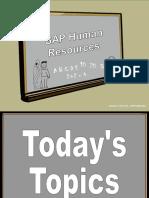 SAP HR Jeopardy