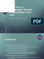 05 Traffic Management Plan (TMP)