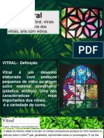 Vitrais-estudo Para a Disciplina Arte e Atividades Laborais
