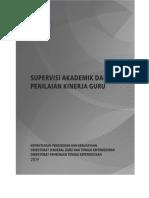 Modul Supervisi Dan PK Guru