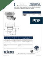 BSR-700 Specification Sheet
