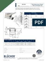 BST-500 Specification Sheet