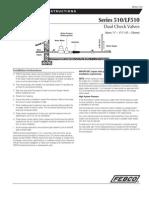 Siers 510/LF510 Installation Instructions
