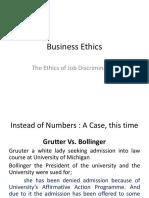 Ethics in Organization1