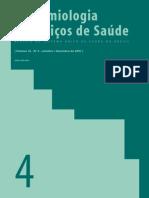 Livro Epidemiologia e Serviço da Saude