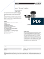 Series 767FR Specification Sheet