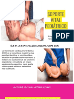 Soporte Vital Pediatrico