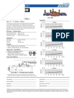 Series LF850 Specification Sheet