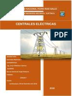 Principales Centrales Hidroeléctricas en El Perú
