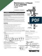 Series 800M4, LF800M4 Installation Instructions
