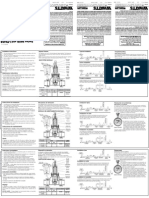 Series N45B and LFN45B Installation Instructions