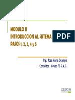 Modulo II - Introduccion Al Sistema Haccp (1)