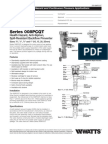 Series 008PCQT Specification Sheet