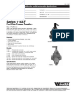 Series 1156F Specification Sheet