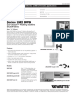 Series 2M2 DWB Specification Sheet