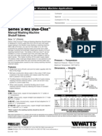 Series 2-M2 Duo-Cloz Specification Sheet