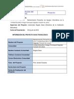 Acta Constitutiva Modelo