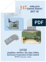 51st ECIL Annual Report 2017 18 English