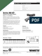 Series BD-QT Specification Sheet