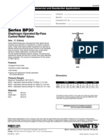Series BP30 Specification Sheet